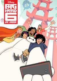 Disney Big Hero 6 de serie