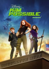 Disney Kim Possible