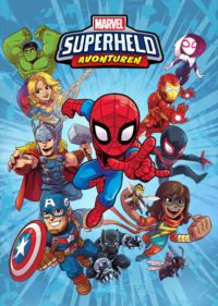 Marvel Superheld Avonturen
